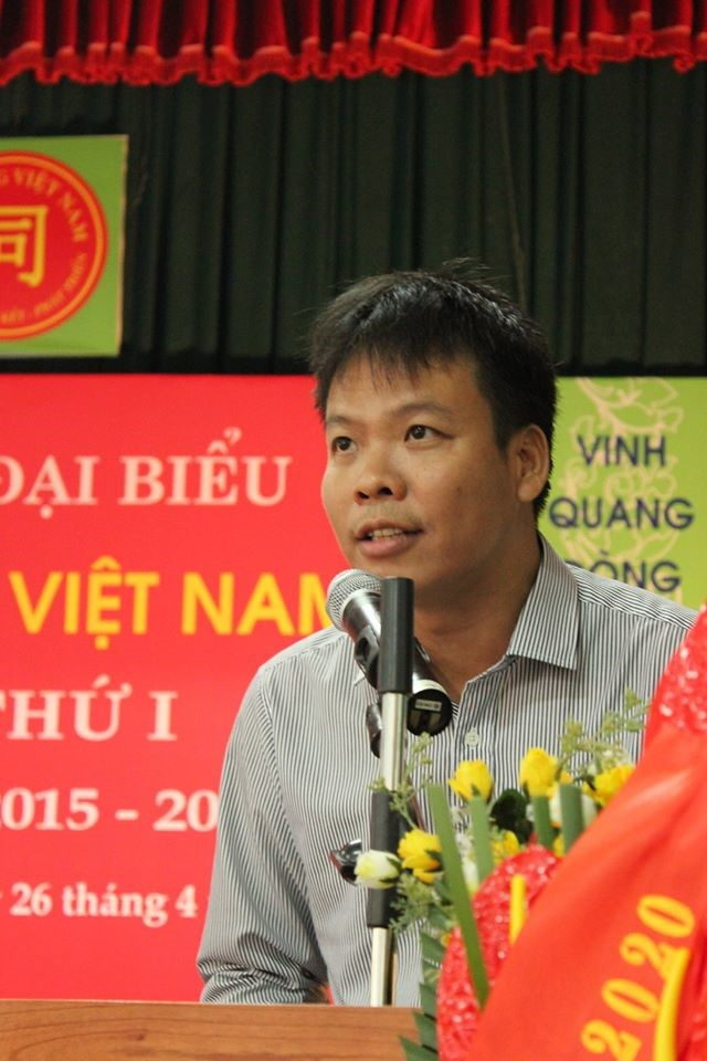 TS. Đồng Xuân Thụ - Tổng Thư ký BLL Họ Đồng Việt Nam