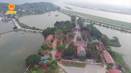 Đền Kiếp Bạc, thị xã Chí Linh, tỉnh Hải Dương