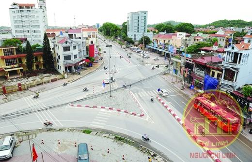 Thị xã Chí Linh hôm nay