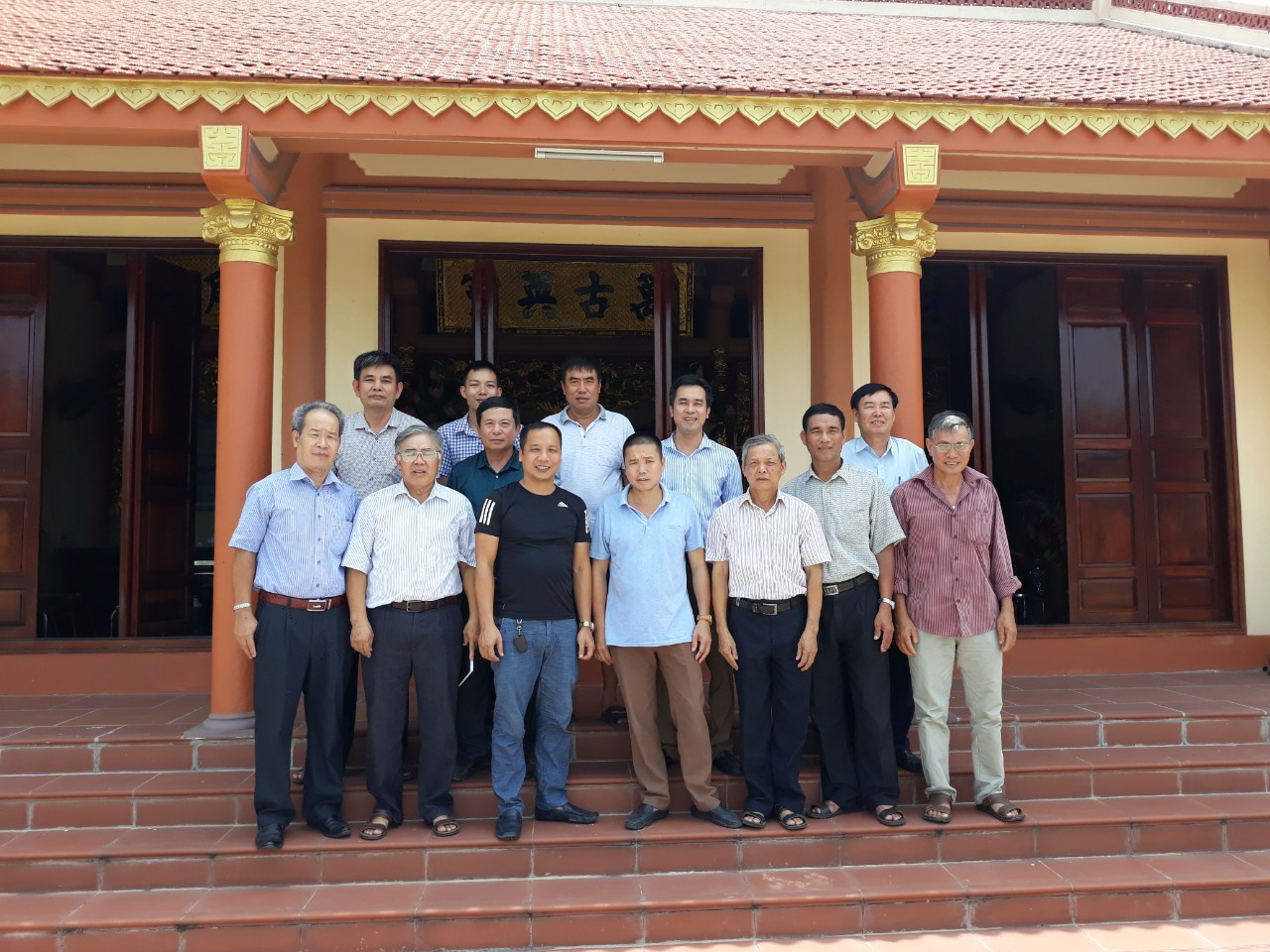 Hội nghị lần thứ nhất BLL lâm thời họ Đồng thành phố Chí Linh