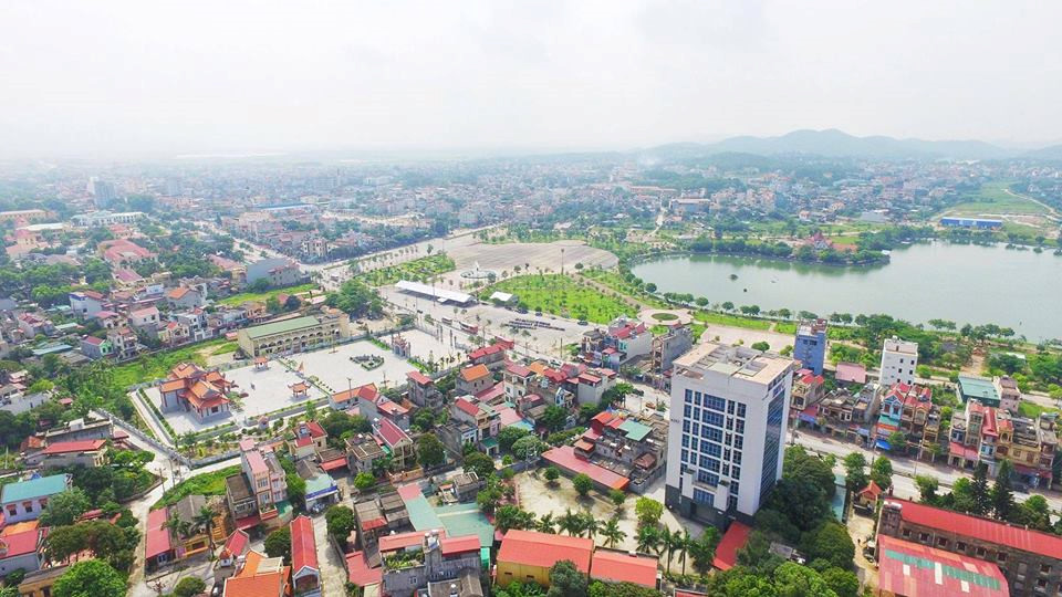 Thành phố Chí Linh, tỉnh Hải Dương