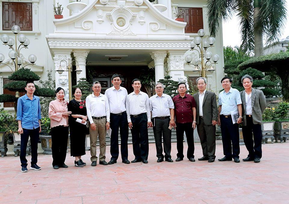 Hội nghị lần thứ 2 BLL Họ Đồng TP. Chí Linh nhiệm kỳ 2019-2024